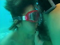 Having Sex Underwater Is So Fucking Risky And Exciting