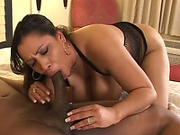 Chunky MILF With Big Boobs Rides Her Lover's Dick In Cowgirl Position